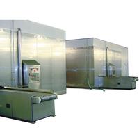 Wholesale China Merchandise banana freezing machine IQF tunnel freezer thumbnail image