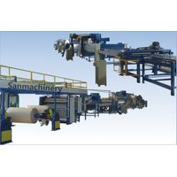 Automatic Honeycomb cardboard production line with CE