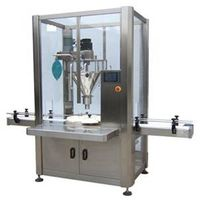 fully automatic can filling& packing machine for powder GX-2LB2