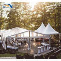 10M width transparent wedding party tent thumbnail image