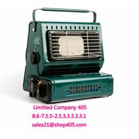 Shenzhen Outdoor/Portable Camping Gas Heater  Supplier thumbnail image