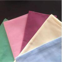 TC 80/20 90/10 Solid Color TC Poplin Polycotton Lining Fabric for pocket