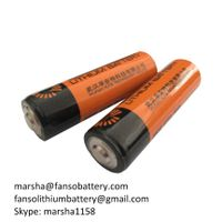 3.6V LiSOCL2 Battery ER14505M AA Size spiral type