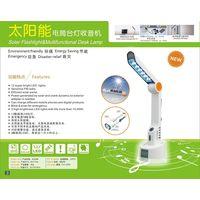 Solar multifunctional dest lamp radio thumbnail image