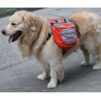 Since outdoor pet dog pack bag backpack