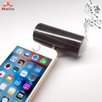Newest Stereophonique Portable Mini Speaker 3.5mm Plug