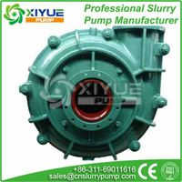 Heavy Duty Solids Slurry Pump