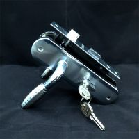 causte iron aluminium door locks