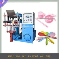 2015 Durable and practical silicone kitchenware making machine thumbnail image