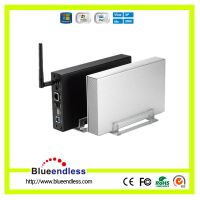 3.5 Inch WiFi HDD Enclosure