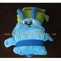 kids cuddly creature throw blanket