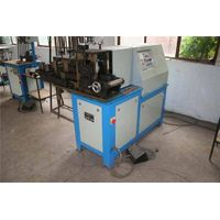 Embossing iron machine
