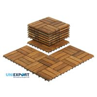 Interlocking Decorative Outdoor Flooring