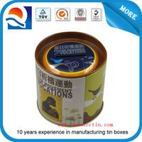 hot selling coffee tin can