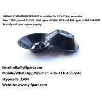 hydraulic hammer diaphragm Montabert BRH501 Toku TNB13A LM500 CM580