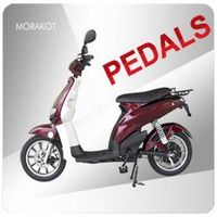 250W electric scooter with pedals --LS4 thumbnail image