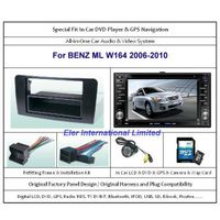 BENZ ML W164 2006-2010 Car DVD Player GPS Navi / Original Factory  Panel / Camera / Map Card thumbnail image