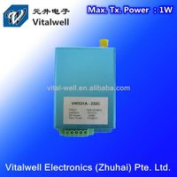 VW321A Intelligent traffic 1W (+30dB) RF 433MHz Series Wireless Module