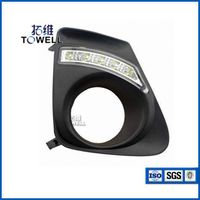 Automotive LED fog light parts rapid prototypes