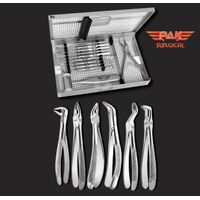 Extraction Forceps Kit Dental instruments Pak surgical