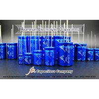 JRA - 2000H at 85°C, Radial Aluminum Electrolytic Capacitor thumbnail image