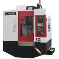 NMC-36VS vertical machining center/ High-Speed, High-Rigity, Compact- Structure,3-Linear Way thumbnail image