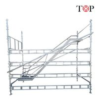 Haki Scaffold System Manufactured By High Tensile Steel