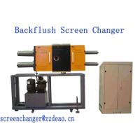 Backflush Screen Changer