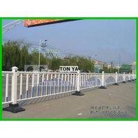 highway corrugated beam barrier