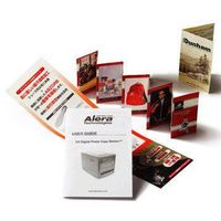 Catalogs - Offset printing services