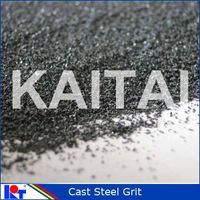 High carbon steel grit G14 abrasive material