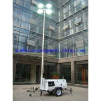 9m Mobile Light Tower with Kubota Engine