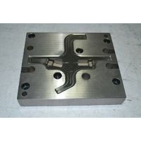 machining auto equipment parts