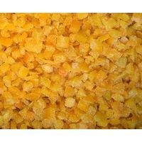 frozen yellow pepper diced