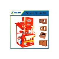 Eco Master 7000 automatic brick making machine,block making machine / clay interlock brick machine
