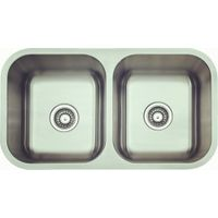 Undermount double bowl-KBUD3118