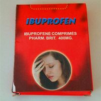 Ibuprofen Tablets 200mg/400mg/600mg/800mg GMP thumbnail image