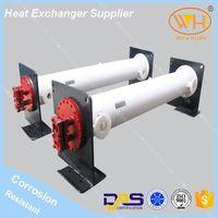WHC-8.0E Marine heat exchanger , brine heat exchanger