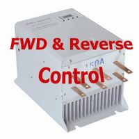 Industrial thyristor control motor reversing contactor for mining industry