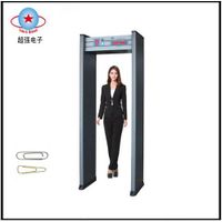 nice price CQ-120B walk through metal detector