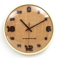 24hrs wall clock