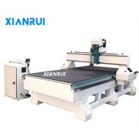 China XIANRUI 48 wood cutting and carving router machine with italian spindle thumbnail image