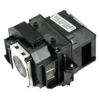 LED compatible projector lamp with housing ELPLP58 / V13H010L58 for  EPSON EX3200/EPSON EX5200/EPSON