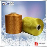 150d bright dty polyester yarn