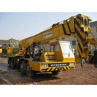 Used 30Tons Mobile Crane of TADANO-TL300E,Used Mobile Crane