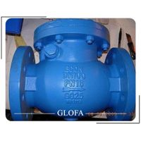 Cast Iron GG25 Flanged Swing Check Valve PN16 thumbnail image