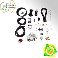 CNG LPG Autogas Sequential injection system kits