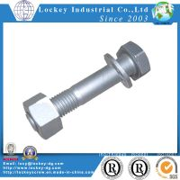 Class 10.9 Hex Head Bolt High Strength Steel
