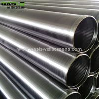 Most Popular Carbon Steel Wedge Wire Water Well Screen