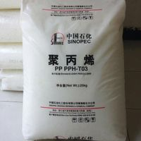 Meltblown PP Resin/PP Granule Melt-Blow Polypropylene Melt Blowing Non-Woven Cloth Fab thumbnail image